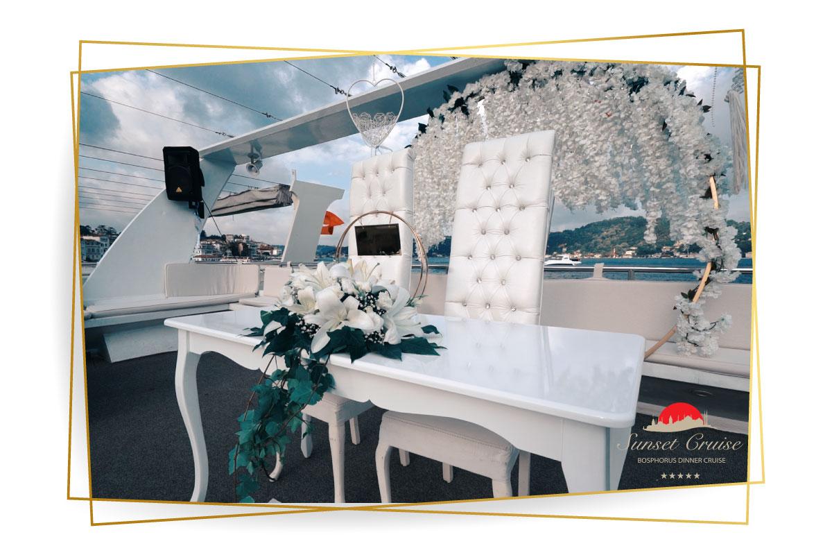 düğün ve nişan davetleri için açık alan mekan tercihinin önemi
